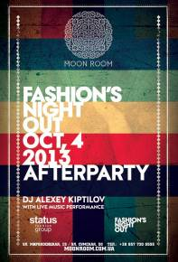 Фото Fashion's Night Out Afterparty Харьков