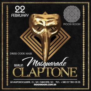 Фото Masquarade Party, Claptone Харьков
