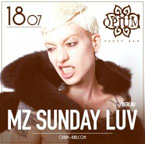 Фото Mz Sunday Luv (Watergate, Berlin) 18.07.14 Харьков