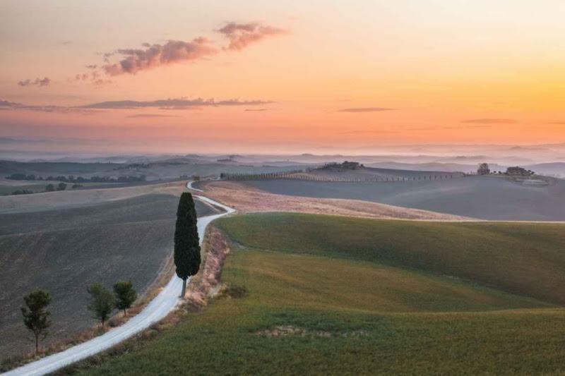 В погоню за новыми рецептами в Тоскану