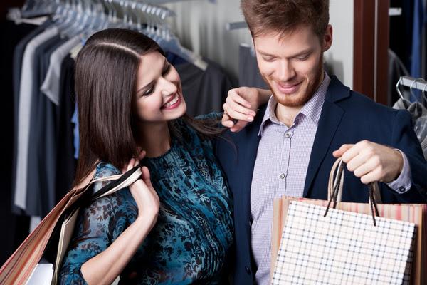 Самый мужской шоппинг