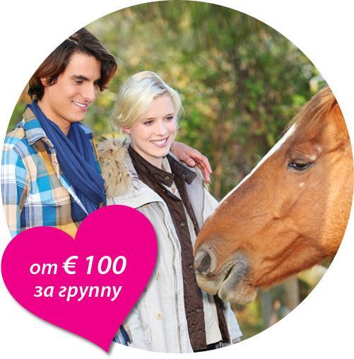 Для влюбленных в лошадей, друг в друга и в Рим
