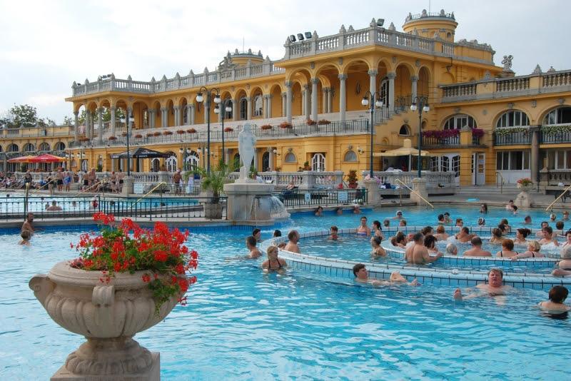 Навстречу красоте в Венгрию
