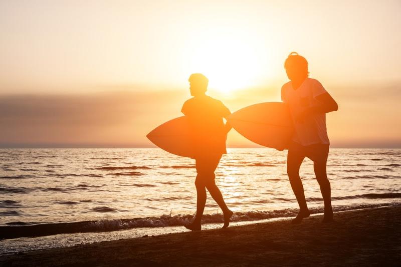 Серфинг & Party на Канарах
