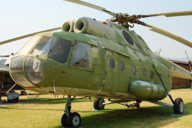 Музей ВВС в Подмосковье