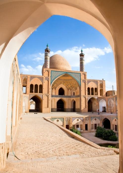 Иран. Страна вне времени