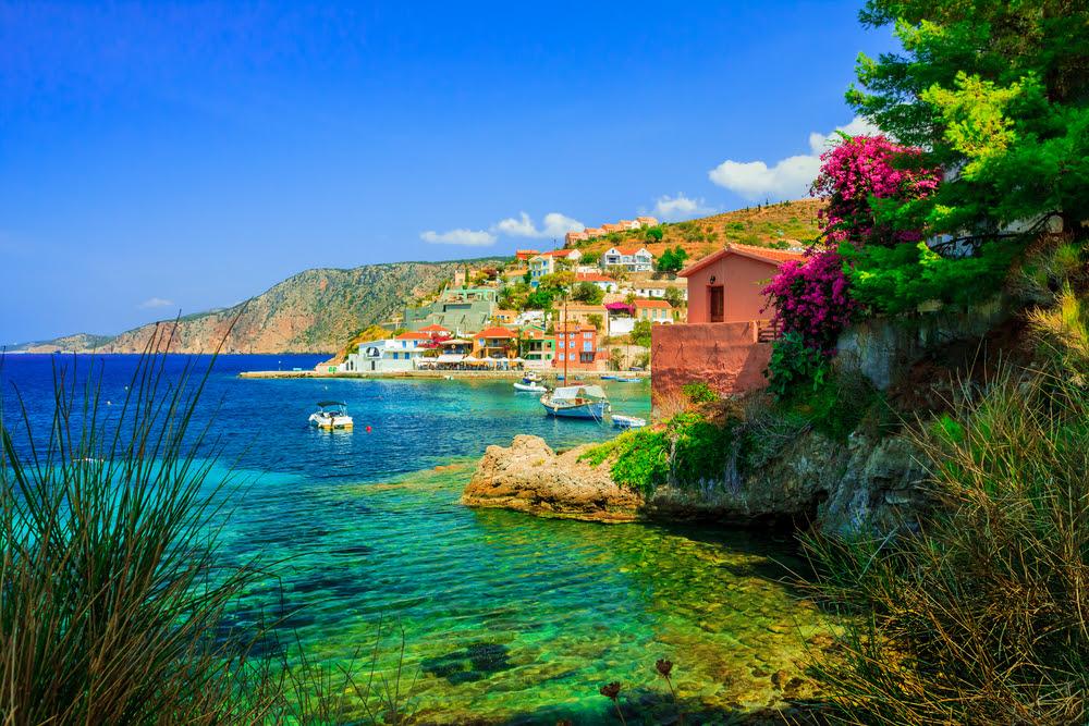 Кефалония, Греция