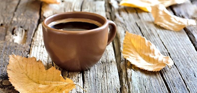 Насладиться ароматным кофе