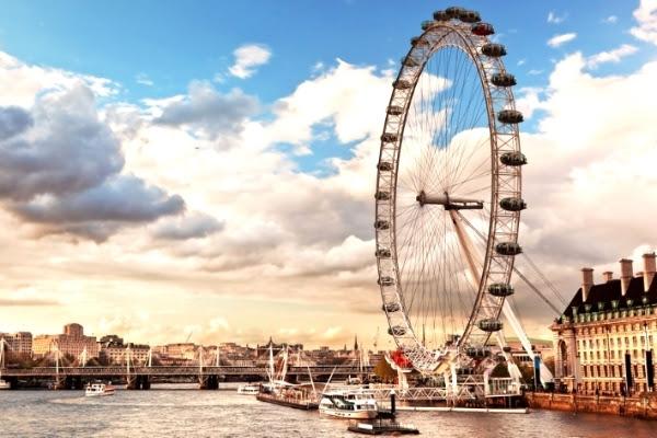 Билеты на Лондонский глаз